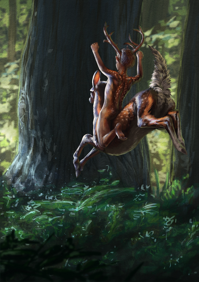 Centaur by Lutri