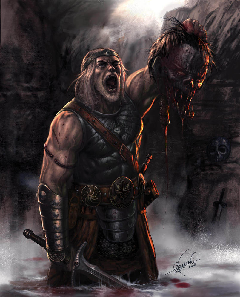30 Day Video Game Challenge The_return_of_beowulf_by_cimoart-d33bk1r