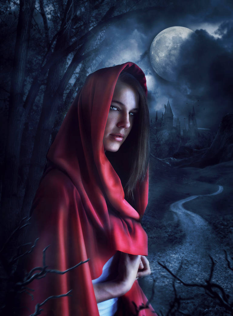 Red Riding Hood by CROSSx37