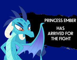 SSB4 Character Announcement Parody - Ember by Sharpe-Fan