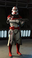 [SFM] Commander Thire (alt)