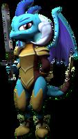[SFM] Princess Ember the Dragon Lord 2 by Sharpe-Fan
