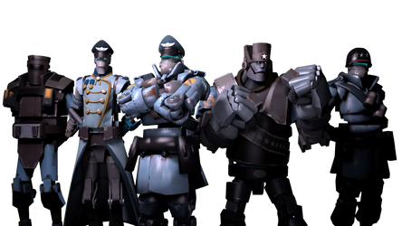 [SFM] Nkrs235 and his generals
