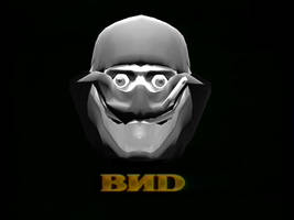 BND (but an Spy replaces the mask)