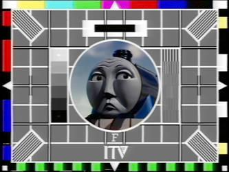 Test Card F parody (Gordon)