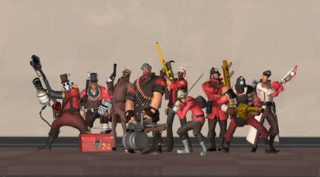 Meet the Team (but things are different, 2021)