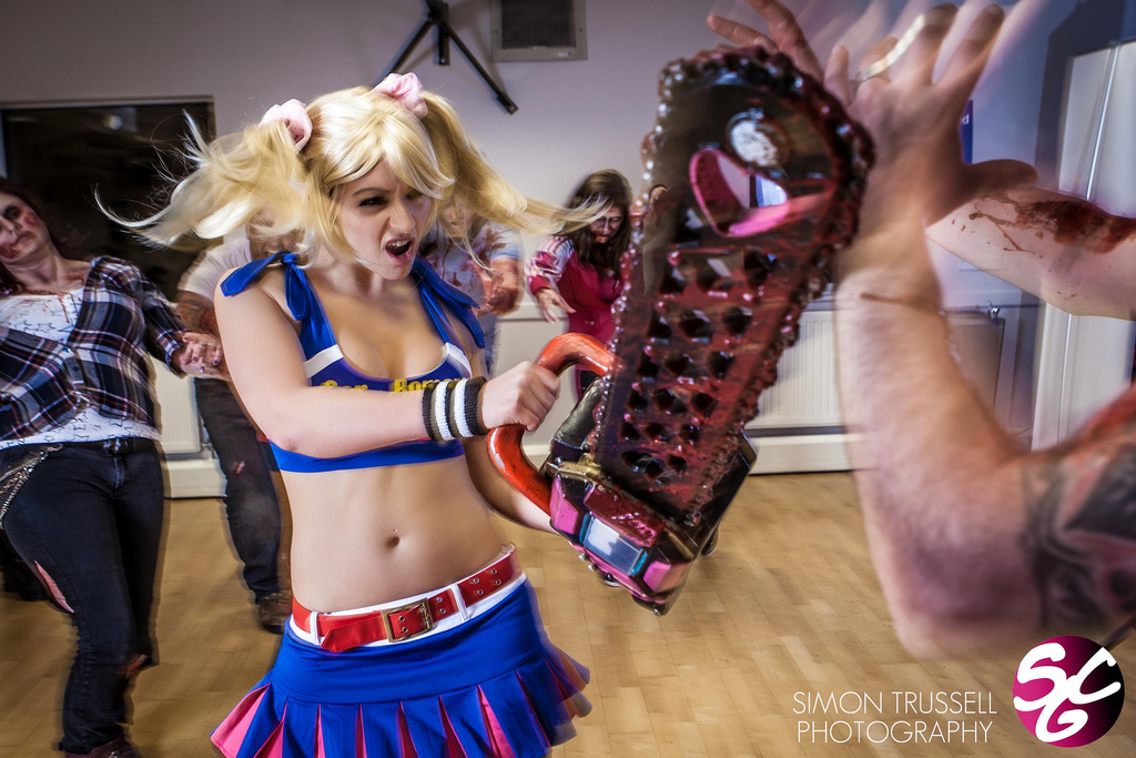 Juliet starling lollipop chainsaw cosplay by artyfakes on deviantart juliet starling lollipop chainsaw cosplay by artyfakes voltagebd Image collections