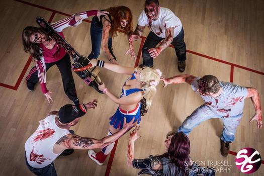 Juliet Starling Lollipop Chainsaw Cosplay