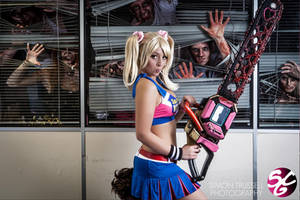 Juliet Starling Lollipop Chainsaw Cosplay by Artyfakes