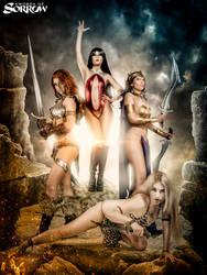 Swords of Sorrow inspired by Artyfakes