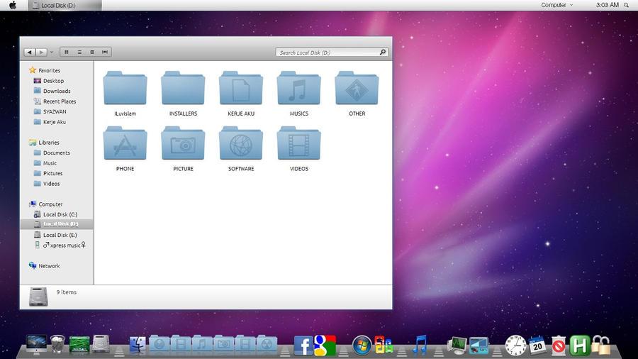 how to create a folder on mac desktop
