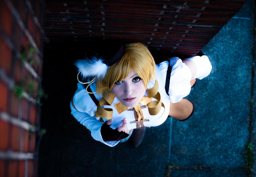 Mami Tomoe - fear by ibukii