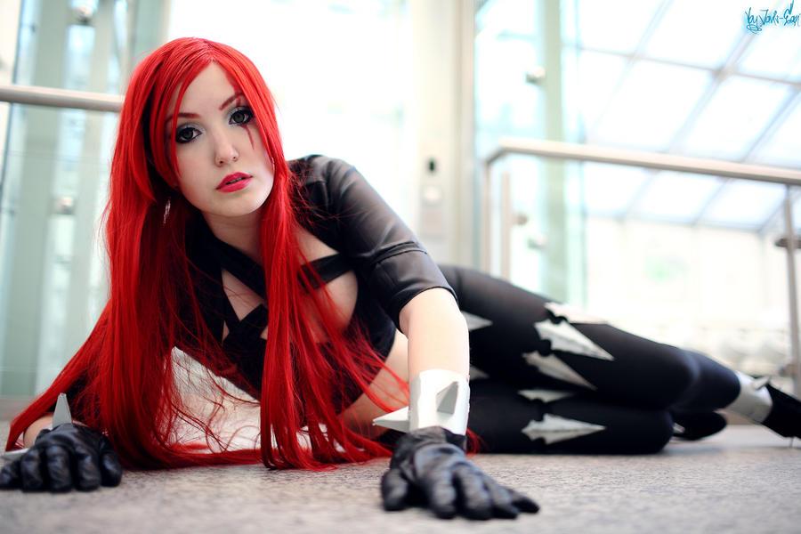 Katarina - the Sinister Blade by ibukii