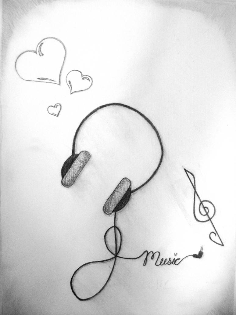 Heart Music by Calahari-Jay