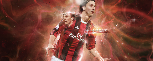 Zlatan Ibrahimovic by LEOXT1O