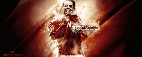 Team Dungedon Special Collab Chicharito Hernandez by LEOXT1O