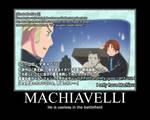 Hetalia poster - Machiavelli by goddess-of-flight