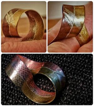 Mobius ring.