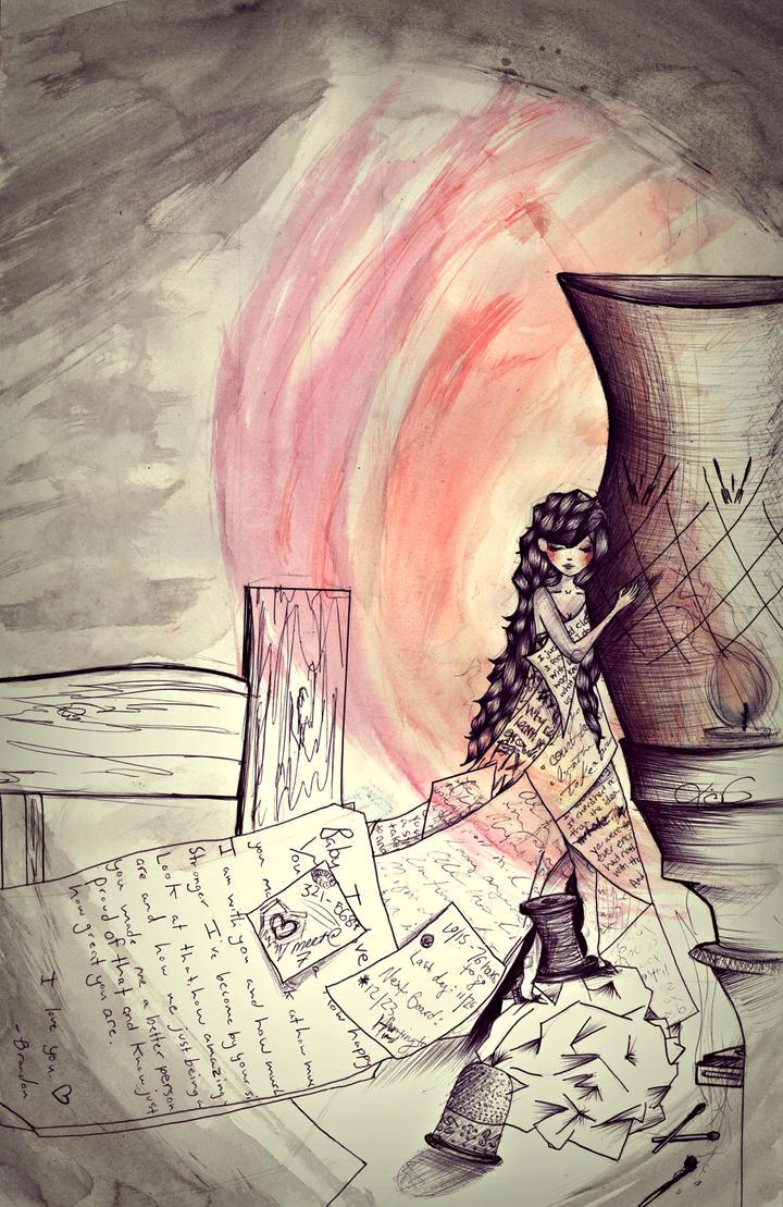 De Mon Amour by palesile