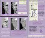 Thom Yorke Simple Vector
