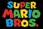 Custom Super Mario Bros. Logo