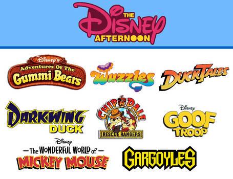 My Disney Afternoon Revival Lineup