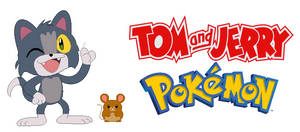 Tom and Jerry in Pokemon Style