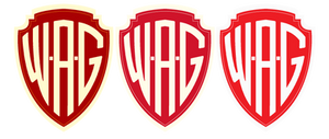 1940s Style Warner Animation Group Shields
