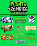 Plants VS. Zombies: Garden Battle - Inspirations
