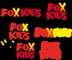 My Fox Kids Revival Logos