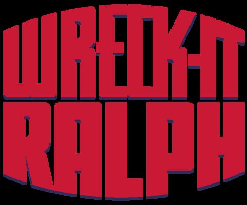 Wreck It Ralph HD Logo