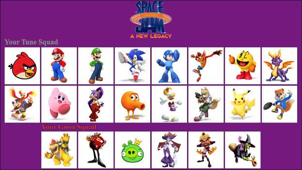 My Space Jam Legacy
