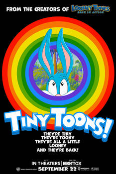 Tiny Toons! - Poster