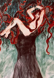 Willow maiden
