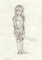 Alexis sketch