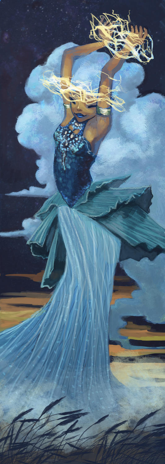 Southern Wind: Storm Bringer by kelseymichele