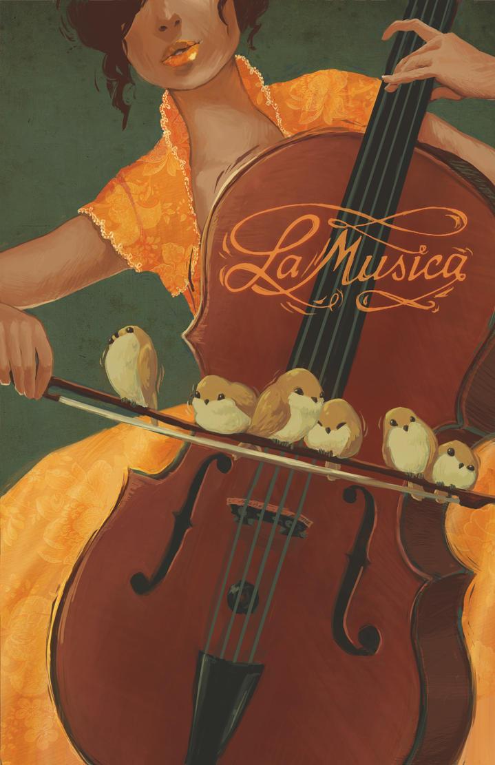 La Musica by kelseymichele
