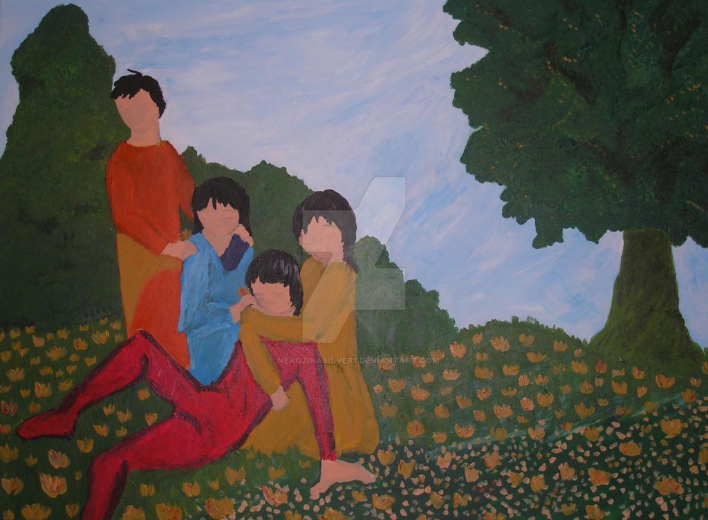 Family Healing by nekozikasilver1