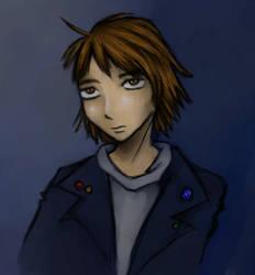 Portrait of the Young Ashokan by nekozikasilver1