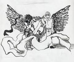 Death Note Heart by nekozikasilver1