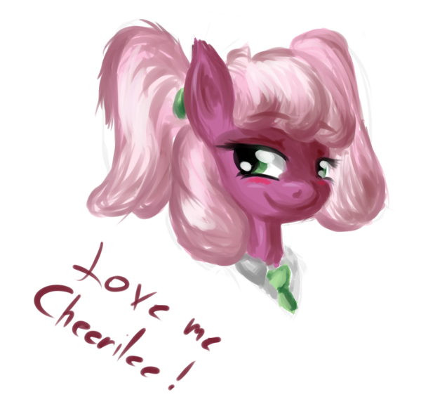 Love me Cheerilee by Snus-kun