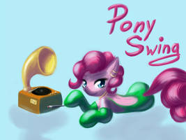 Pony swing by Snus-kun