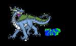 Zap The Water Dragon