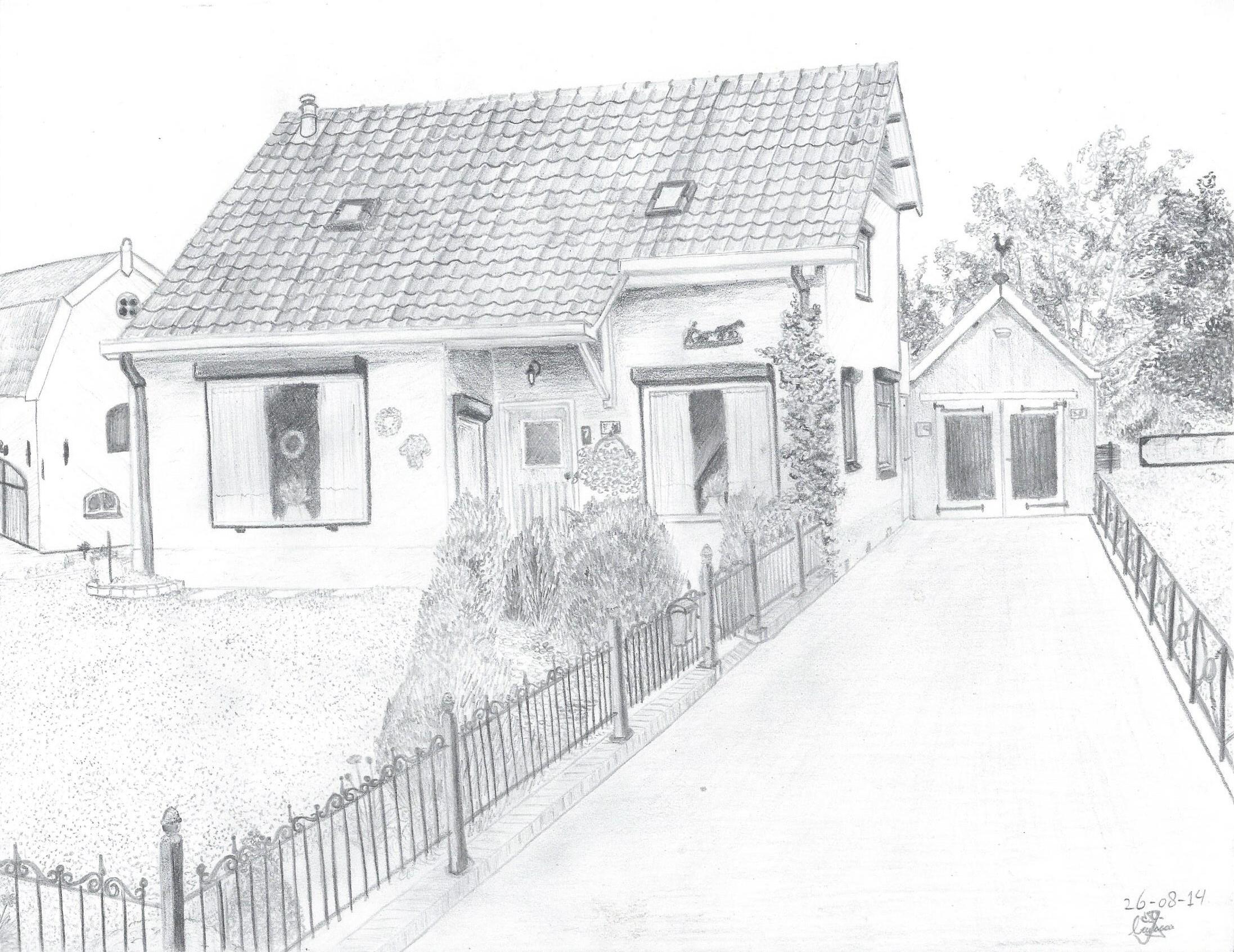 House (Ameide, Tiendweg nr. 7 The Netherlands) by bastiaandegoede