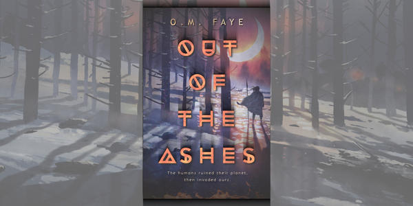 Out of the Ashes eBook cover AD