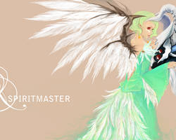 Aion: Spiritmaster by Wingedbunny