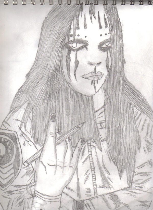 joey jordison wallpaper. joey jordison by ~Eddie-Nash