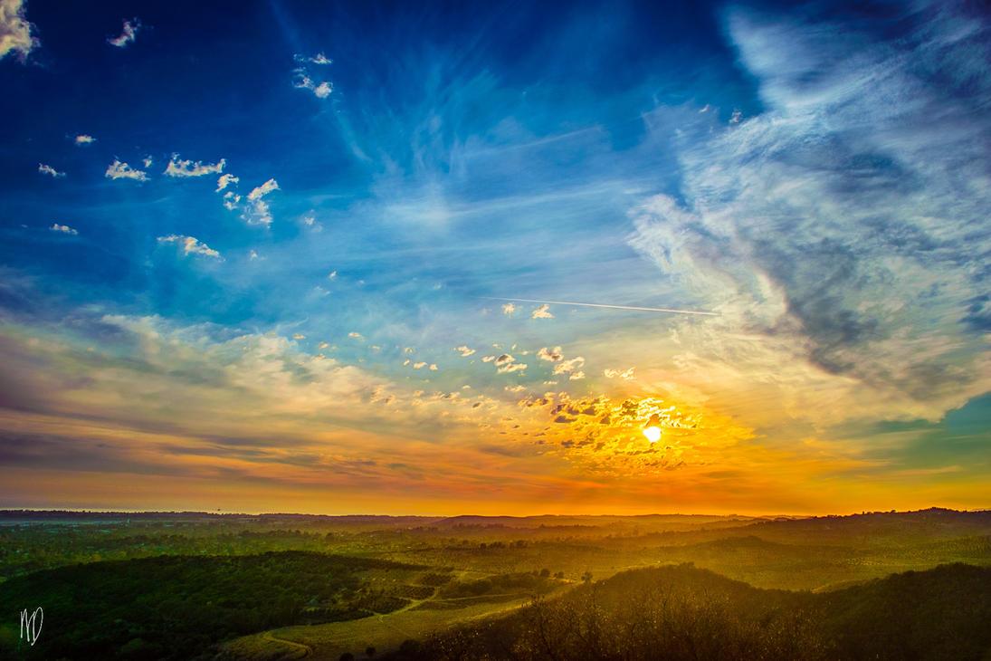Vibrant Atmosphere by megouskiz00ms