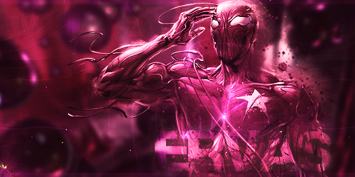Hero Pink GFX by MattheusReis