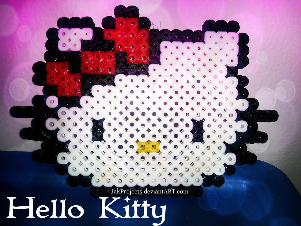 Hello Kitty by JakProjects on DeviantArt